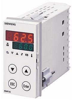Регулятор мощности Simens RWF55