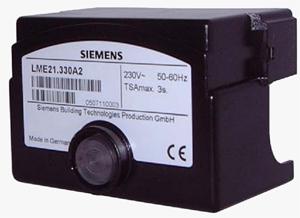 автоматы горения Siemens