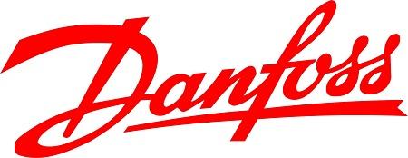логотип компании Danfoss (Данфосс)