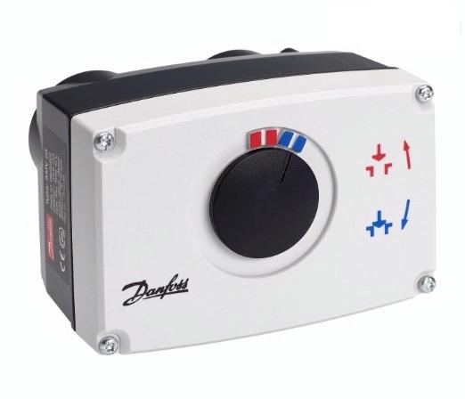 Электроприводы и электрические средства автоматизации Danfoss ( Данфос )