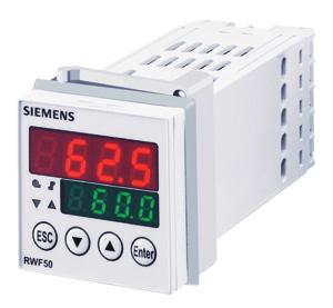 регулятор мощности RWF 50 Siemens